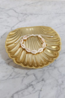 shell schelpen armbandje amed