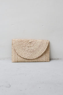 Clutch Balangan, off white